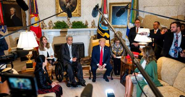 Presidente Moreno espera concretar a mediados de 2020 acuerdos tratados en EEUU