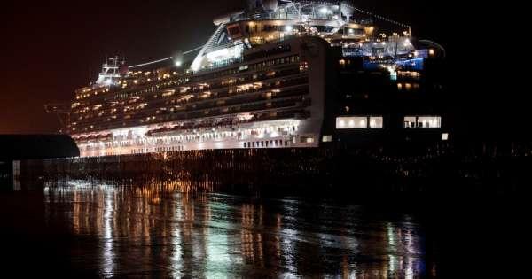 Al menos 40 estadounidenses infectados con nuevo coronavirus en crucero en Japón