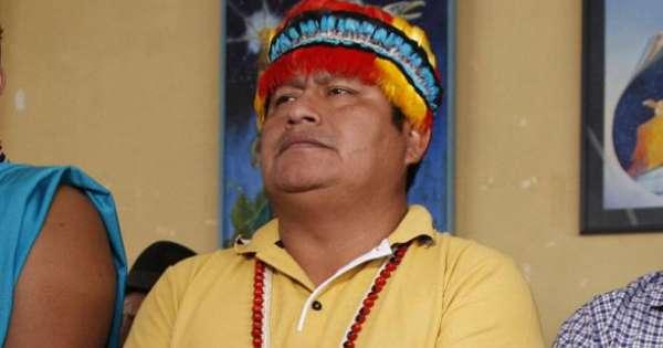 Conaie denunció supuestas agresiones a sus dirigentes en Guatemala