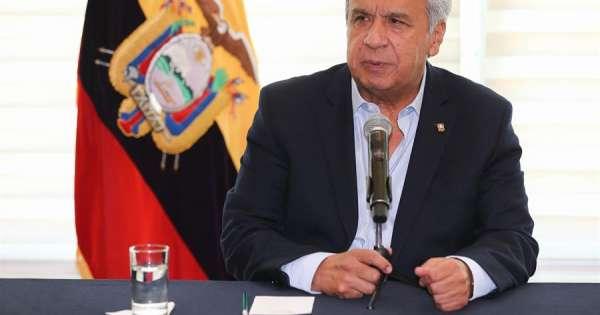 Moreno regresa de EEUU con el compromiso de afianzar alianza