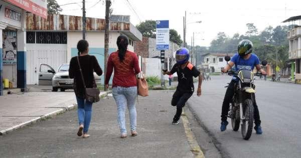 En Guayaquil aumentan los delitos cometidos a bordo de motos