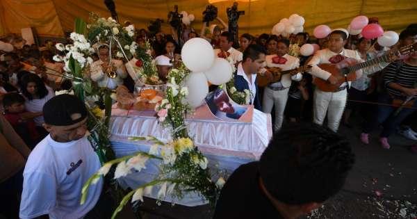 Detienen a presuntos asesinos de niña Fátima en México