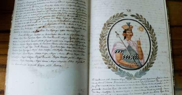 Perú recupera valioso manuscrito sobre los incas perdido hace 140 años