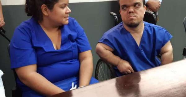 44 años de cárcel a nicaragüense con enanismo que mató a sus padres
