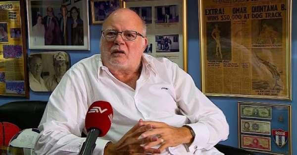 Falleció Omar Quintana, expresidente de Emelec