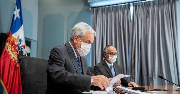 Presidentes de Prosur discuten plan coordinado contra COVID-19