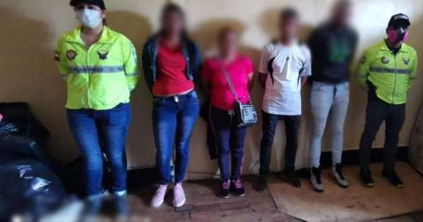 Detienen a 6 personas vinculadas a la venta de gel antibacterial adulterado