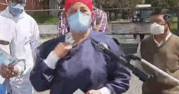 Trabajadores en hospital de Quito denuncian falta de medidas de bioseguridad