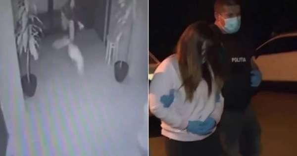 Arrojó al piso a su hijo de dos meses mientras discutía con su pareja