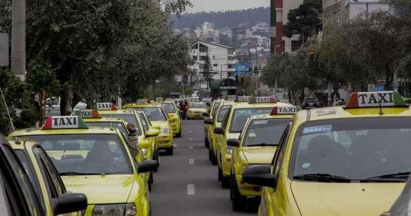 Taxis podrán circular los domingos sin restricción de placas