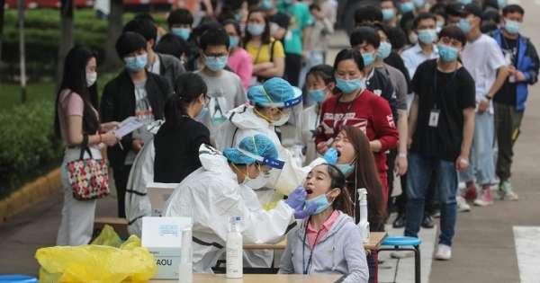 China realiza casi 10 millones de pruebas en Wuhan, en donde solo 300 dan positivo
