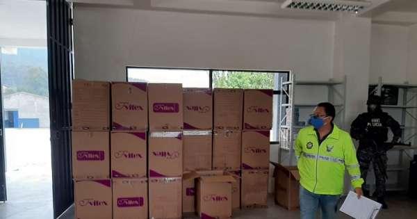 Allanaron las instalaciones de la Empresa Metropolitana de Agua Potable en Quito