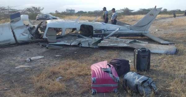 Avioneta ecuatoriana accidente en Perú trasladaba a personas relacionadas a investigación sobre hospitales públicos