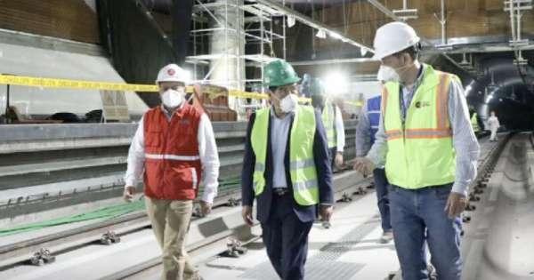 Quito reanuda construcción del metro para operar en primer trimestre de 2021