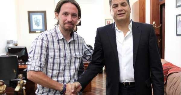 Gobierno rechaza opinión de político español sobre justicia ecuatoriana