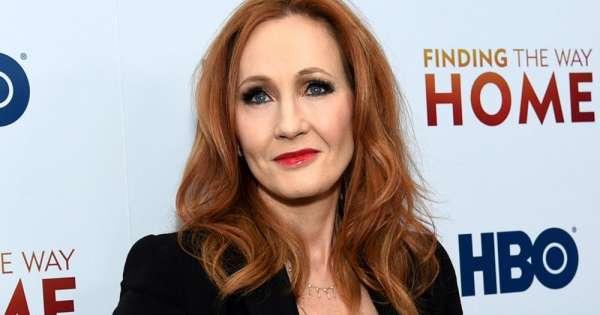 J.K. Rowling acusada nuevamente de ser transfóbica