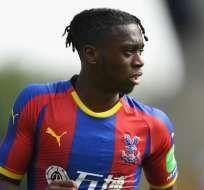 Aaron Wan Bissaka, lateral del Crystal Palace.