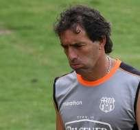 Guillermo Almada, DT de BSC.