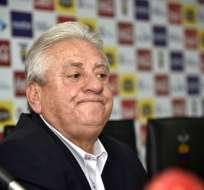 Además, el organismo multó con más de 1 millón de dólares al expresidente de la FEF. Foto: Archivo