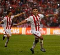 Claudio Bieler en el fútbol argentino.