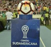 Quedaron designados los árbitros para la próxima semana de Sudamericana.