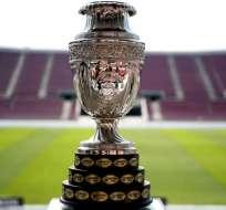 Copa América, trofeo que fue disputado en el 2016 por última vez.