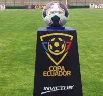 Los dieciseisavos de final iniciarán el miércoles 24 de abril. Foto: Tomada de @CopaEcuador