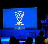 La FEF informó sobre el sorteo de la Copa Ecuador.