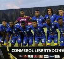 El organismo sudamericano sancionó con 3.000 dólares al elenco manabita. Foto: API