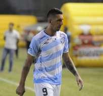 Diego Dorregaray, delantero argentino con pasado en Guayaquil City, estaría cerca de volver al fútbol ecuatoriano.