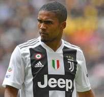 Douglas Costa, figura olvidada de la Juventus.
