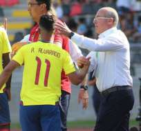 La selección ecuatoriana sub-20 se enfrentará ante Perú. Foto: Tomada de @FEFecuador