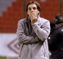 Fabián Frías, entrenador argentino.