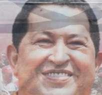 El presidente boliviano, Evo Morales, afirmó que su homólogo de Venezuela, Hugo Chávez, está fortalecido por momentos pero sufre recaídas repentinas. Foto: EFE.