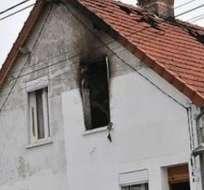 Cinco niños de entre 2 y 10 años mueren en Francia tras un incendio. Foto: Tomada de www.hoy.es