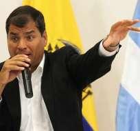 Correa visitará Alemania, España e Italia y tramita audiencia con el papa. Foto: Tomada de la cuenta en Flickr de la Presidencia de la República