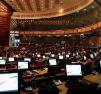 Dividida y con pesimismo, oposición asistirá a inicio de nueva Asamblea. Foto: API