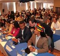 Alianza PAIS espera definir a los postulantes para digirir la Asamblea. Foto: API