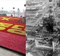 Conflicto nuclear en Corea sería peor que Chernóbil