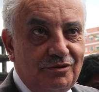 Fiscalía llama a rendir declaración al cuñado de Pedro Delgado. Foto: API