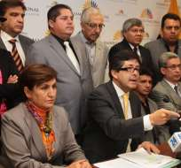Oposición fracasó en intento de ratificar reformas a Ley Orgánica Legislativa. Foto: API