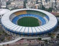 """El templo del fútbol brasileño abrirá sus puertas con un partido entre """"amigos"""" ."""