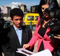 Acuerdo de pago por crédito de Cofiec a Gastón Duzac no se ha cumplido. Foto: API