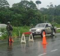 250 militares y policías realizarán operativos antidelincuenca en El Oro.