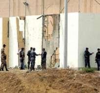 Cárcel de 'La Roca' refuerza sus controles para evitar nuevas fugas. Foto: Archivo