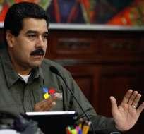 La oposición venezolana presentó un audio en que supuestamente Diosdado Cabello, presidente del Parlamente, conspiraría contra el Gobierno. Foto: EFE