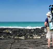 El equipo de Google Maps viajo a las 'Islas encantadas' para fotografiar la belleza de este lugar. Foto: AP