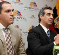 Las conversaciones constan en informe que se incluye en el expediente del caso Sobornos. Foto: Archivo