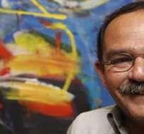 El periodista Fausto Valdiviezo murió la noche del el 11 de abril pasado..
