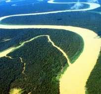 La Amazonía brasileña perdió 4.571 kilómetros cuadrados de cobertura vegetal entre agosto de 2011 y julio de 2012. Foto: sonbuenasnoticias.com